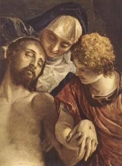 Veronese Pieta detail1