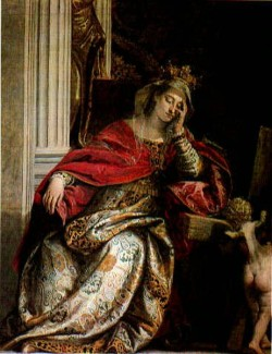 Veronese The Vision of Saint Helena