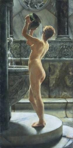 Weguelin The Bath
