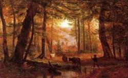 Crossing the Stream 1867