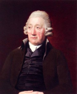 Portrait Of John Wilkinson
