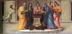 Circumcision 1503 xx galleria degli uffizi florence