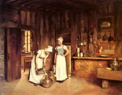 Two Milkmaids