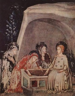 Three Women At The Tomb