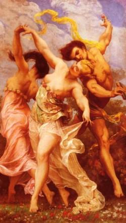 Clarence Rodolphe La Danse Amoureuse
