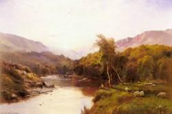 Breanski Alfred de Tyn y Groes The Golden Valley