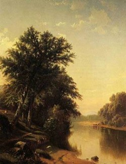 New big by the river date unknown