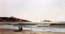 Indian Rock Narragansett Bay
