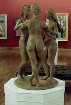 The Three Graces detail1