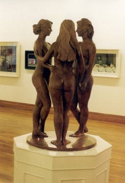 The Three Graces detail2