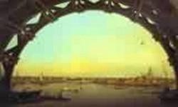 London seen through an arch of westminster bridge 1746 47 xx