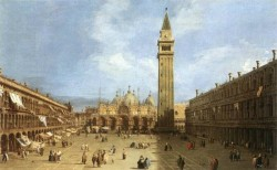 Piazza San Marco 1730