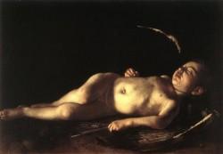 Sleeping Cupid WGA