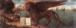 Carpaccio The Lion of St Mark