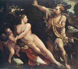 Venus and Adonis WGA