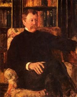 Portrait Of Alexander Cassatt