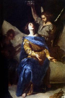 St Cecilia In Ectasy