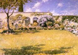 The orangerie 1910