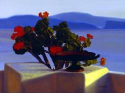 Evening Offering Santorini