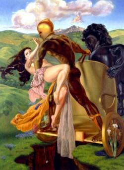 Rape Of Persephone