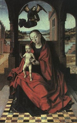 The virgin and child 1457 60 xx museo del prado madrid