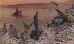 La chimere a lile de saint bernhardt 1892