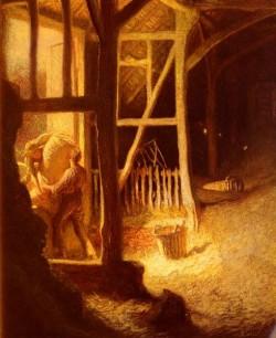 Clausen Sir George The Barn Door