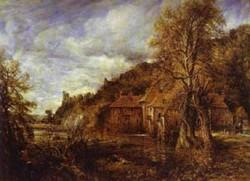 Arundel mill and astle 1837 xx toledo museum of art ohio usa
