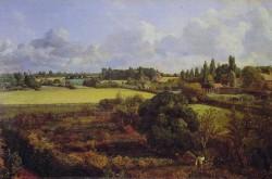 Golding Constables Kitchen Garden a