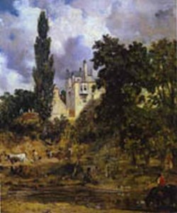 The grove hampstead the admirals house 1832 xx tate gallery london uk