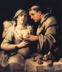The Monk And The Nun