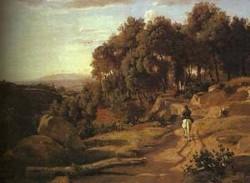 A View near Colterra 1838