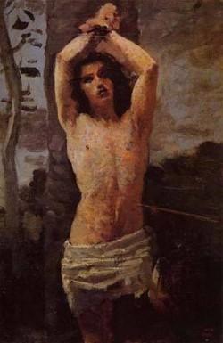Saint Sebastian 1850 1851