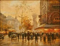 Cortes Eduoard Paris Cafe de la Paix
