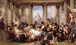 The Romans of the Decadence