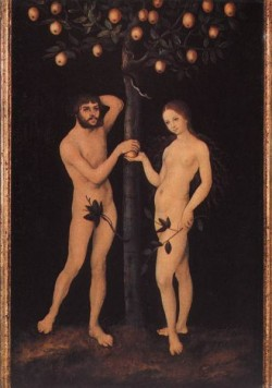 The elder adam and eve 1