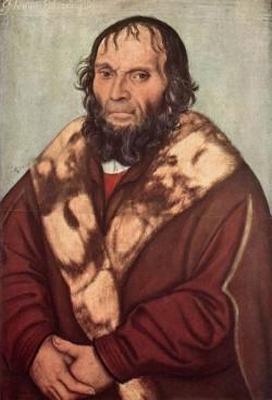 The elder portrait of dr j scheyring