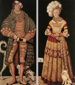 The elder portraits of henry the pious
