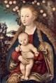 The elder virgin and child