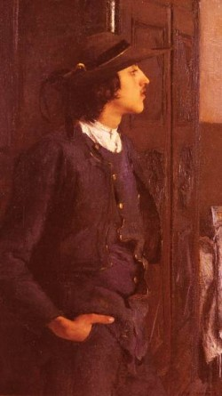 Adolphe Jean Jeune Homme Breton
