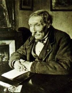 Dagnan Bouveret Portrait Grandfather 1877