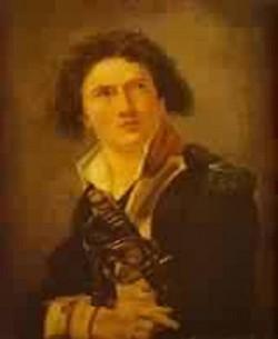 Portrait of lazre hoche 1793 xx kiev museum of western art k