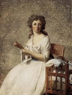 Portrait of Madame Adelaide Pastoret