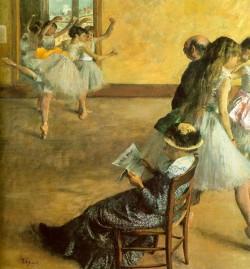 Ballet Class CGF