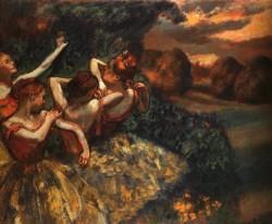 Four Dancers CGF