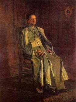 Monsignor Diomede Falconia 1905