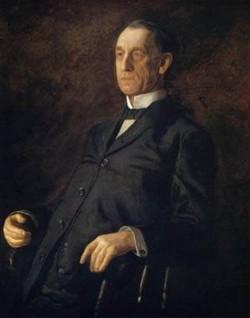 Portrait of Asburyh W Lee 1905