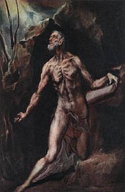 Saint jerome penitent 1610 14 xx washington