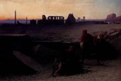 Ruines De Thebes