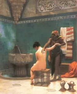 The bath circa 1880 95 fine arts museums of san francisco